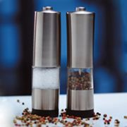 BergHOFF Geminis Electric Salt and Pepper Shaker Set