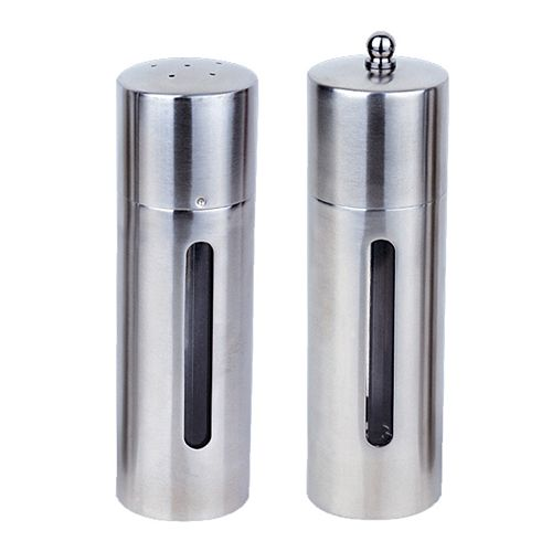 BergHOFF Salt Shaker & Pepper Mill Set