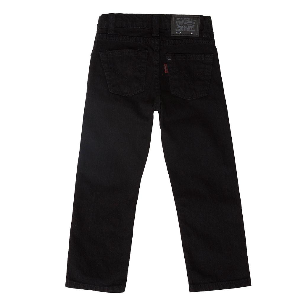 Levi's Stretch Skinny Jeans - Toddler