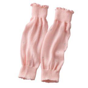 Jacques Moret Rhinestone Leg Warmers - Girls 4-14