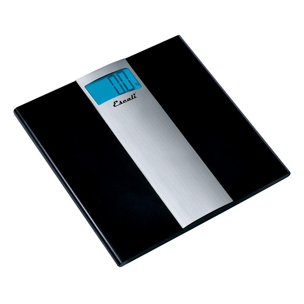 Escali Ultra Slim Digital Bathroom Scale