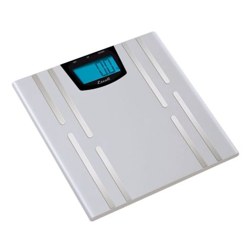 Escali Ultra Slim Health Monitor Digital Bathroom Scale
