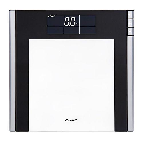 Escali Track and Target Digital Bathroom Scale