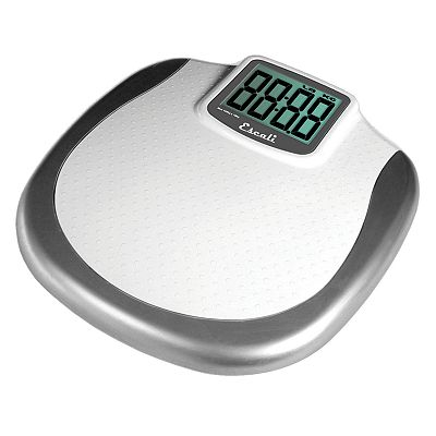 Escali Extra Large Display Digital Bathroom Scale