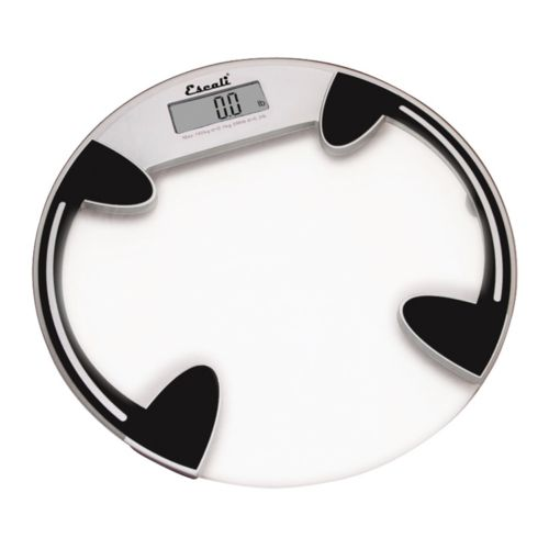 Escali Glass Digital Bathroom Scale