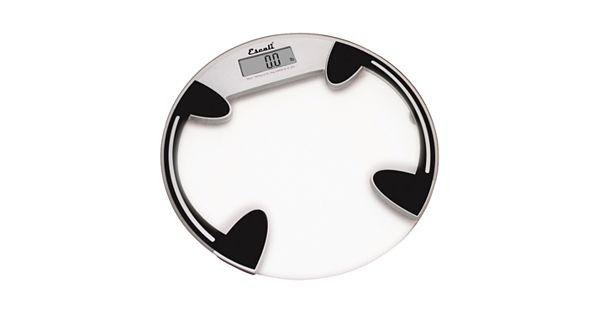Escali Glass Digital Bathroom Scale
