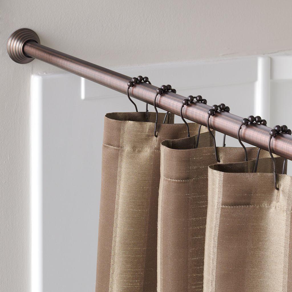 Home Classics® Finial Shower Curtain Rod