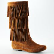 LC Lauren Conrad Midcalf Boots