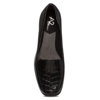 A2 by Aerosoles Tempting Women's Wedge Loafers