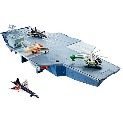 Matchbox Ocean Mission-Quad Strike Play Set by Mattel