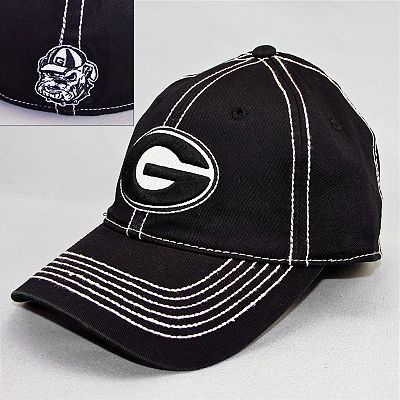 Georgia Bulldogs Shortstop Baseball Cap
