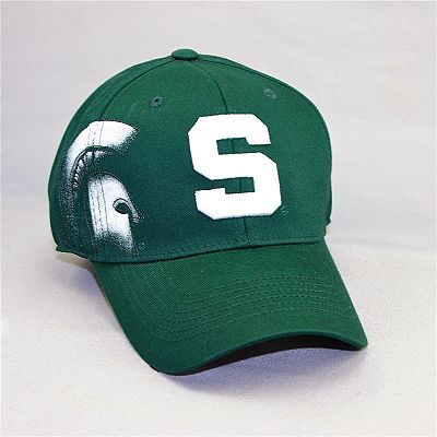 Michigan State Spartans Strike Zone One-Fit Baseball Cap