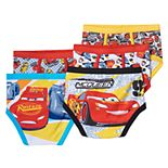 Boys Disney / Pixar Cars 5-pk. Briefs