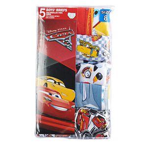 Boys Disney / Pixar Cars 5-pk. Briefs