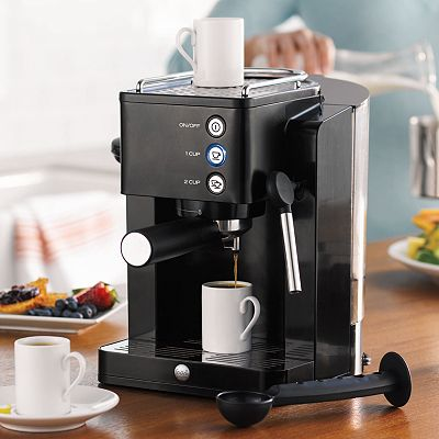 Kohl S Food Network Coffee Maker : Food Network Signature Series Espresso Machine Retails USD 149.99 eBay
