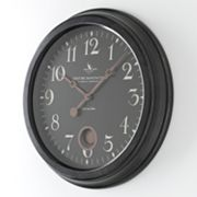 FirsTime Cream City Wall Clock