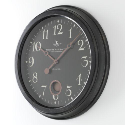 FirsTime Cream City Wall Clock