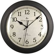 FirsTime Silent Wall Clock