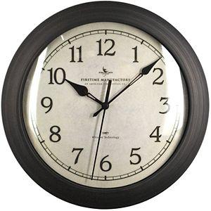 FirsTime Whisper Classic Wall Clock