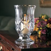 Gorham Lady Anne Footed Hurricane Candleholder with Candle