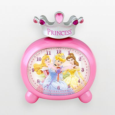 Disney Princess Alarm Clock - Kids