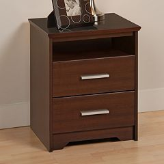 Prepac Coal Harbor Tall Nightstand