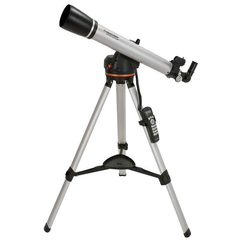 Celestron 60LCM Computerized Telescope, Grey