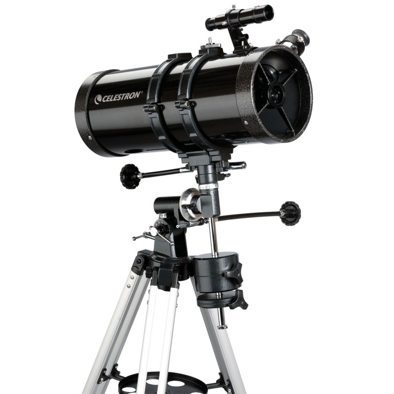 Celestron PowerSeeker 127EQ Telescope, Black