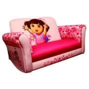 Dora the Explorer Rocking Sofa