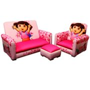 Dora the Explorer Deluxe Furniture Set