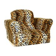 Harmony Kids Leopard Rocking Chair