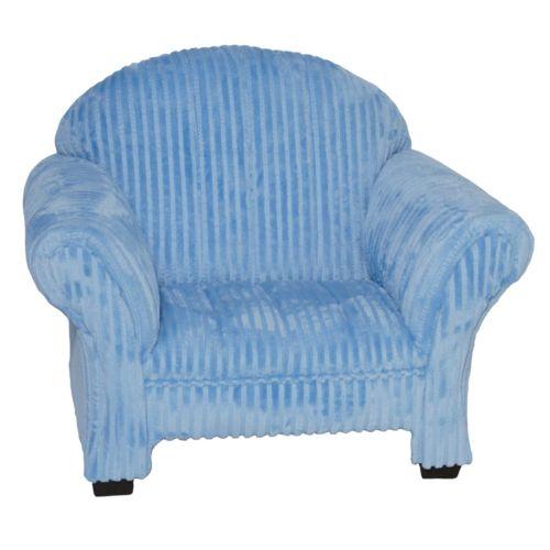 Harmony Kids Chenille Chair