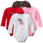Jumping Beans Applique Bodysuit - Infant