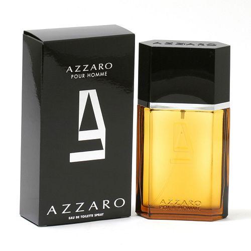 Azzaro Pour Homme Men's Cologne - Eau de Toilette