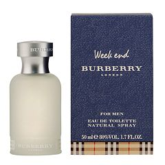 Weekend Burberry Men's Cologne - Eau de Toilette