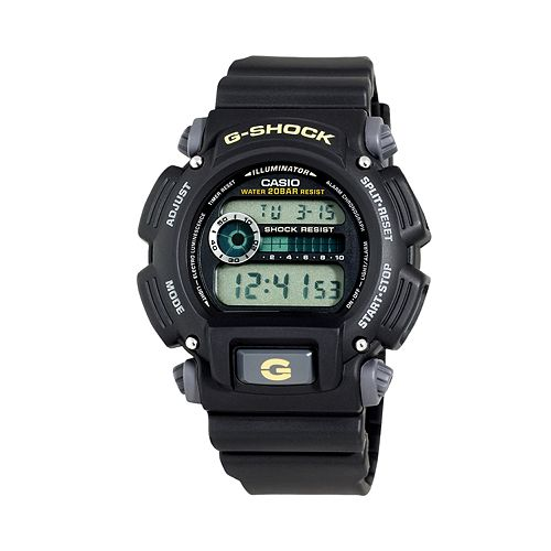 Casio Men's Illuminator G-Shock Digital Chronograph Watch - DW9052-1BCG