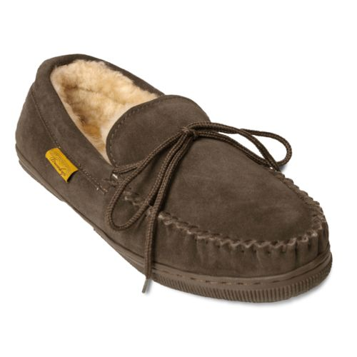 Brumby Moccasin Slippers - Men