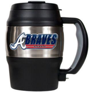 Atlanta Braves Stainless Steel Mini Travel Jug