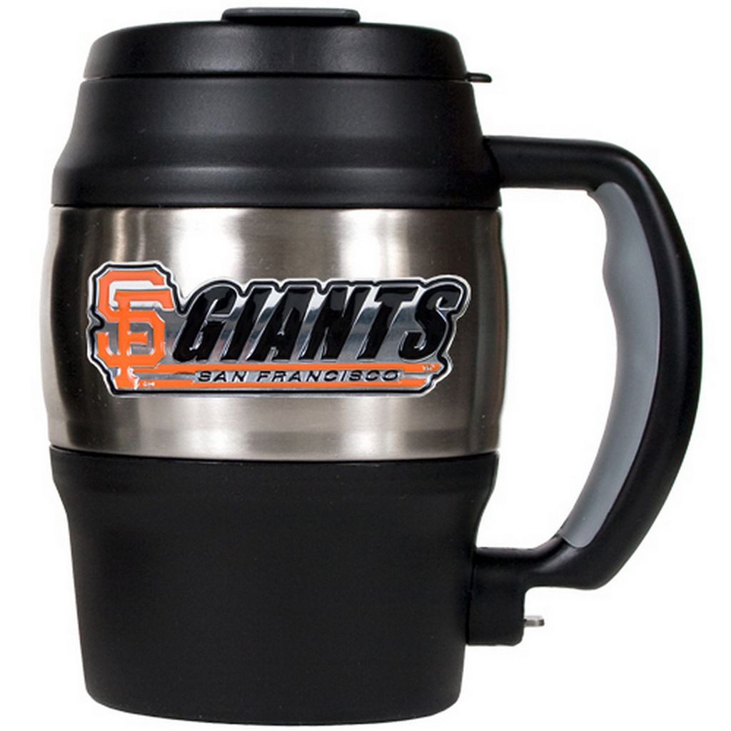 San Francisco Giants Stainless Steel Mini Travel Jug