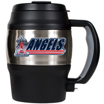 Los Angeles Angels of Anaheim Stainless Steel Mini Travel Jug