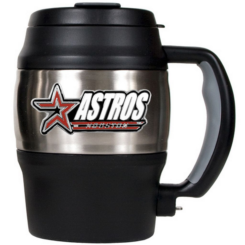Houston Astros Stainless Steel Mini Travel Jug
