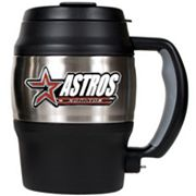 Houston Astros Stainless Steel Mini Travel Jug
