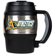 Oakland Athletics Stainless Steel Mini Travel Jug
