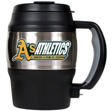 Oakland Athletics Stainless Steel Mini Travel Jug