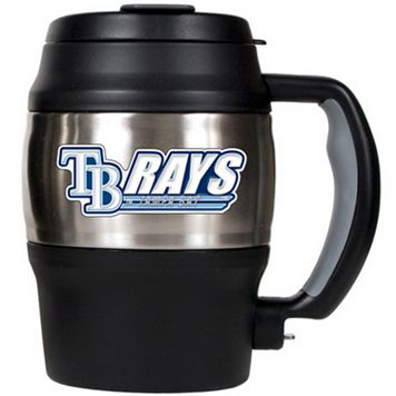 Tampa Bay Rays Stainless Steel Mini Travel Jug