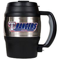Texas Rangers Stainless Steel Mini Travel Jug