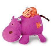 Kids Preferred Smarty Kids H is for Hippo Plush Musical Toys