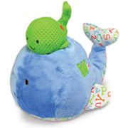 Kids Preferred Smarty Kids W is for Whale Plush Musical Toys