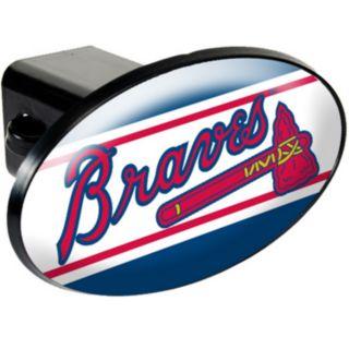 Atlanta Braves Trailer Hitch Cover