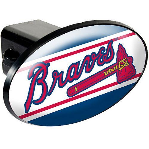 Atlanta Braves Trailer Hitch Cover